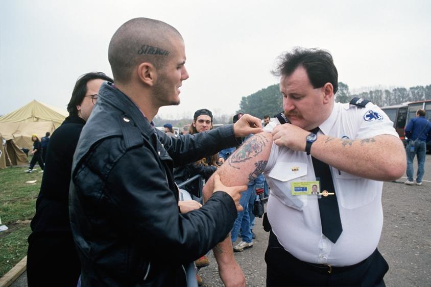 pantera 1991 Giron, Joe Giron