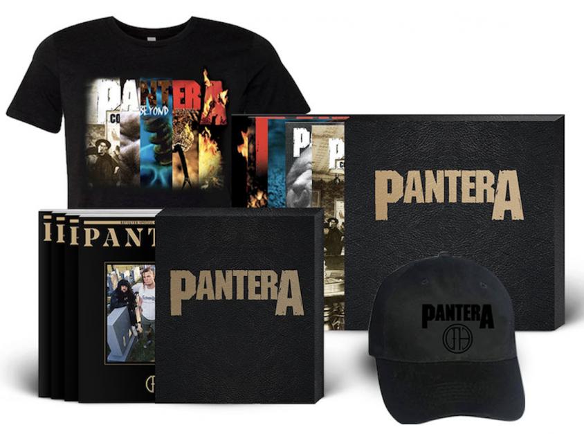 pantera vinyl product shot ultimate bundle