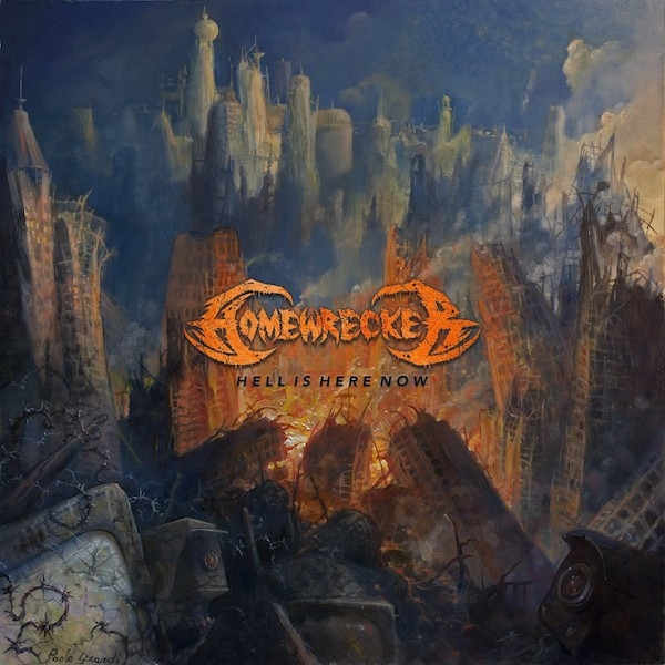 homewrecker album art