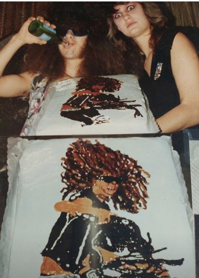 dimebag rita haney birthday 1987, Rita Haney