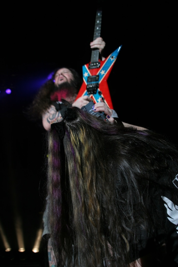 dimebag rita haney milwaukee, Rita Haney