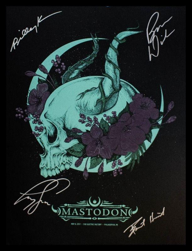 Mastodon print