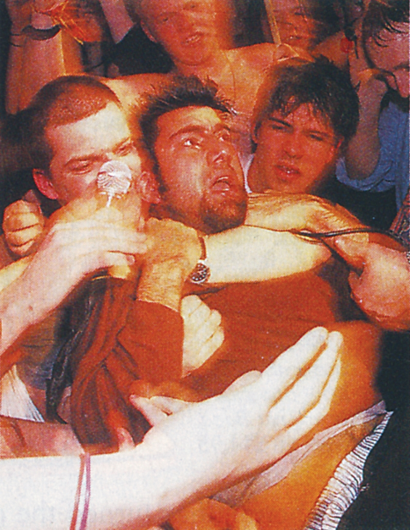 chino moreno deftones 1998 Mick Hutson, Mick Hutson