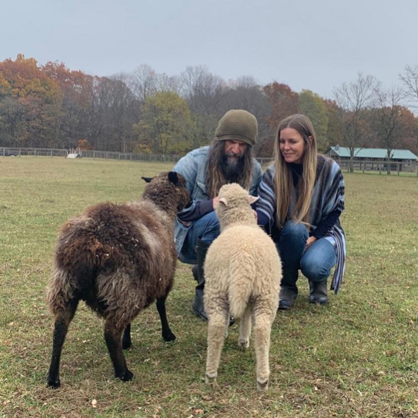 1_rob zombie_sheri moon sheep goats CROPPED.jpg, Woodstock Farm Sanctuary