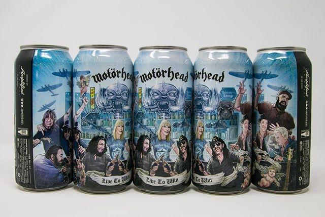 Motorhead Beer, Amplified Ale Works