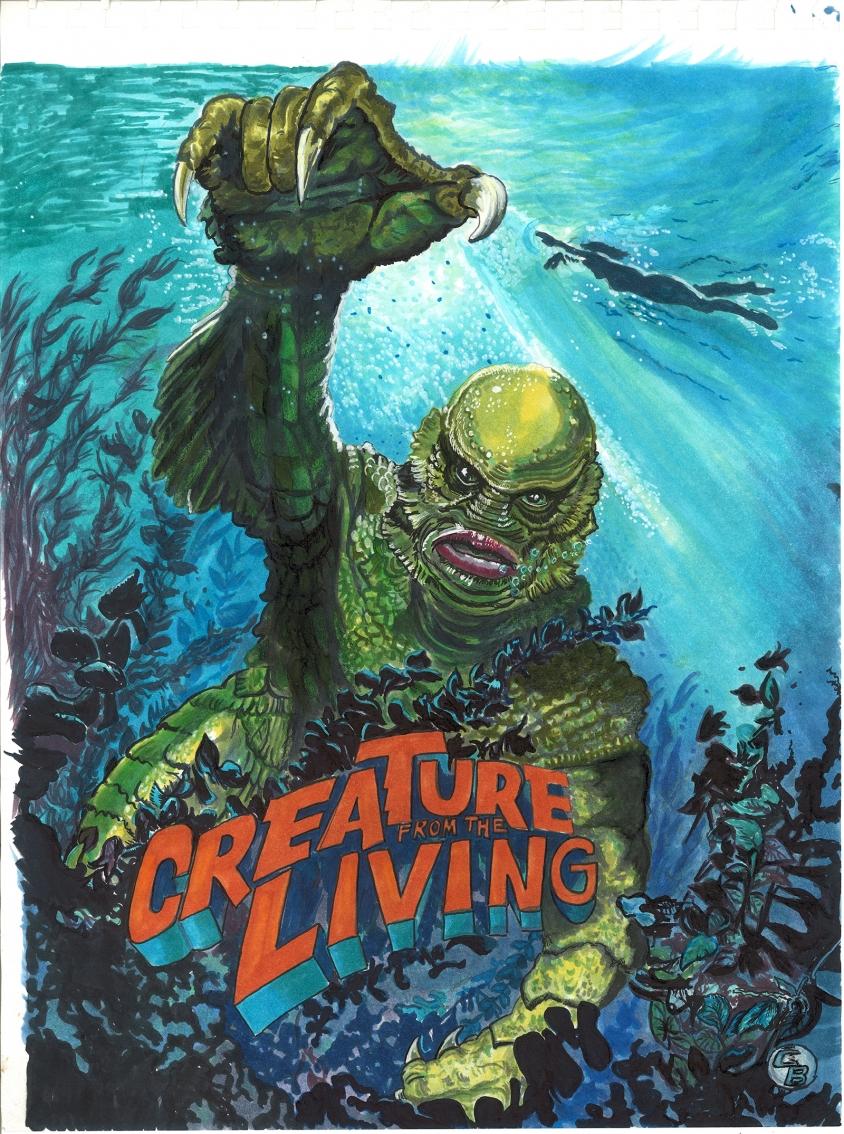 3-charlie-benante-art-creature-from-the-living_hi-copy.jpg, Charlie Benante