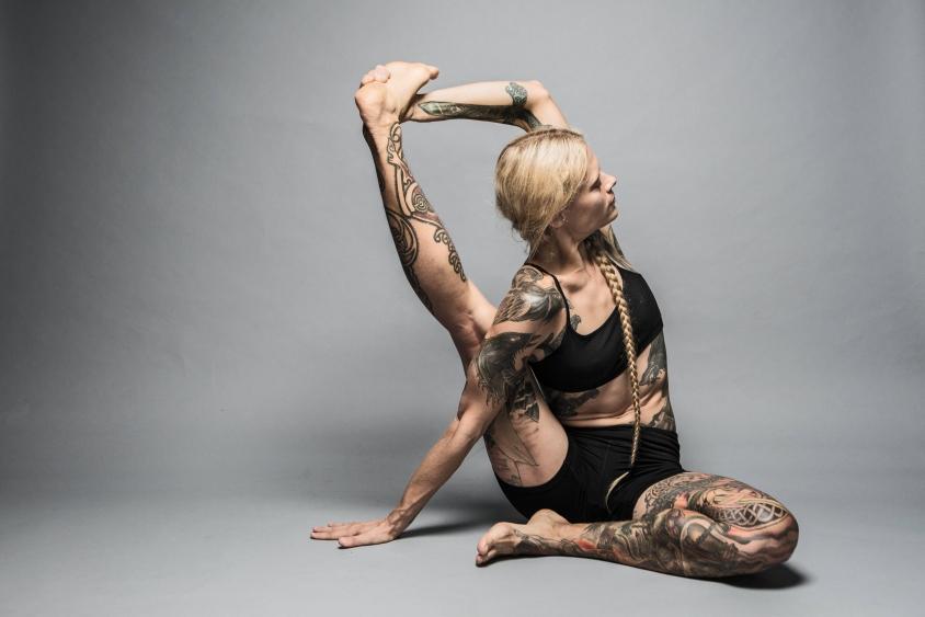 Metal Yoga 2017 Goodrich, Jason Goodrich