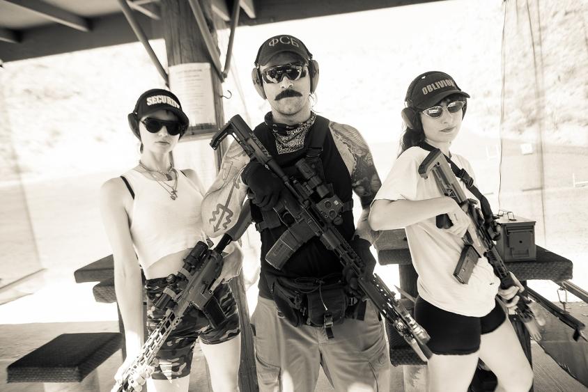 3teeth security_and_oblivion 2020 press, Michael Mendoza