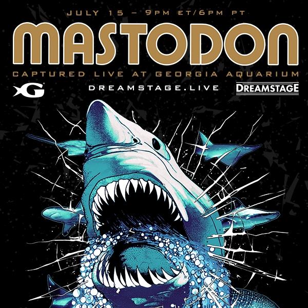 Mastodon Aquarium square admat