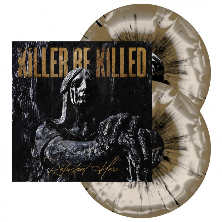 killer be killed vinyl exclusive