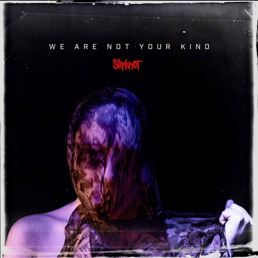 slipknot we are not your kind album cover