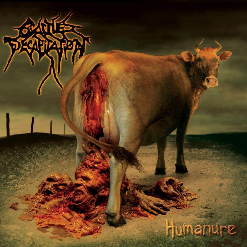 "Cattle Decapitation ""Humanure"""