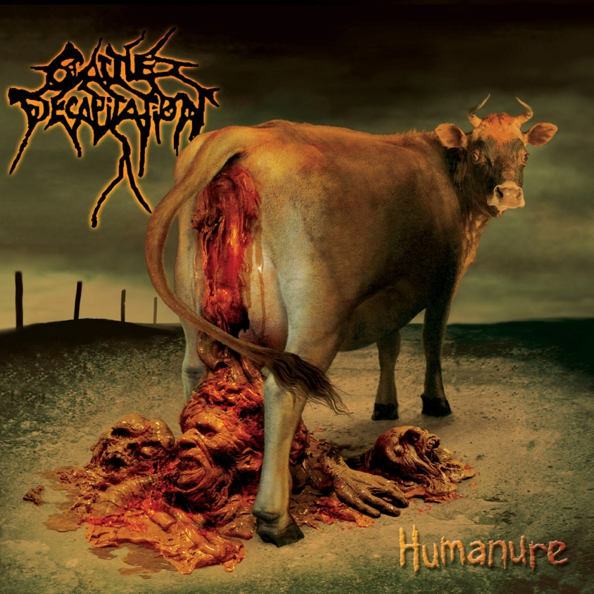 "Cattle Decapitation ""Humanure"""