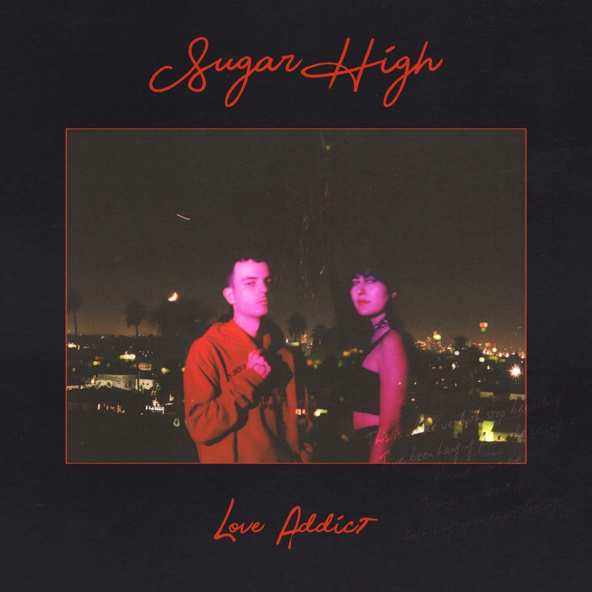 sugar High album cover 2020
