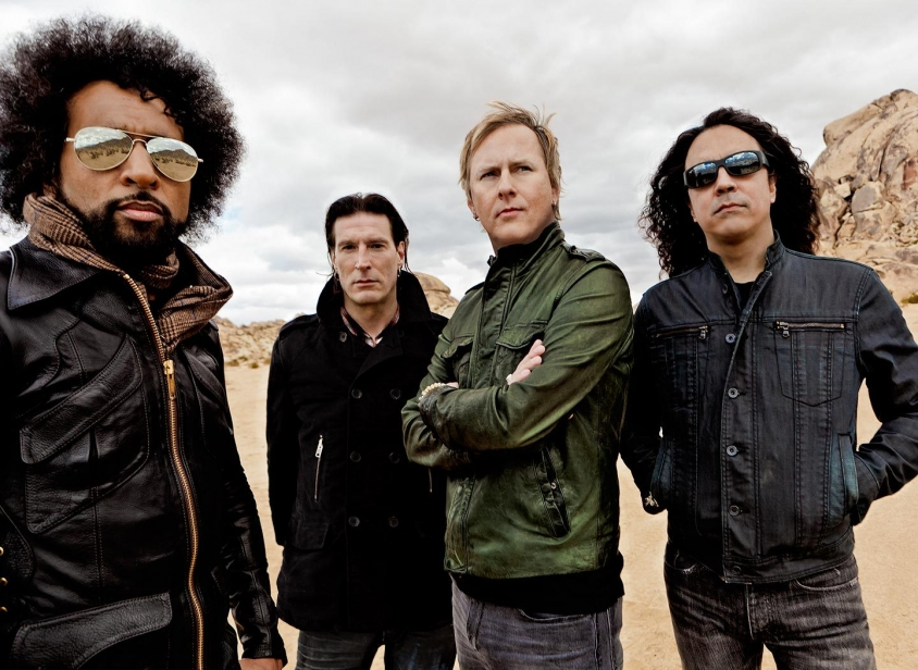 Alice in Chains 2017 Press