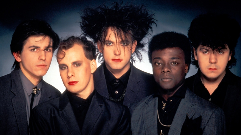 Andy Anderson the cure, Fin Costello/Redferns/Getty