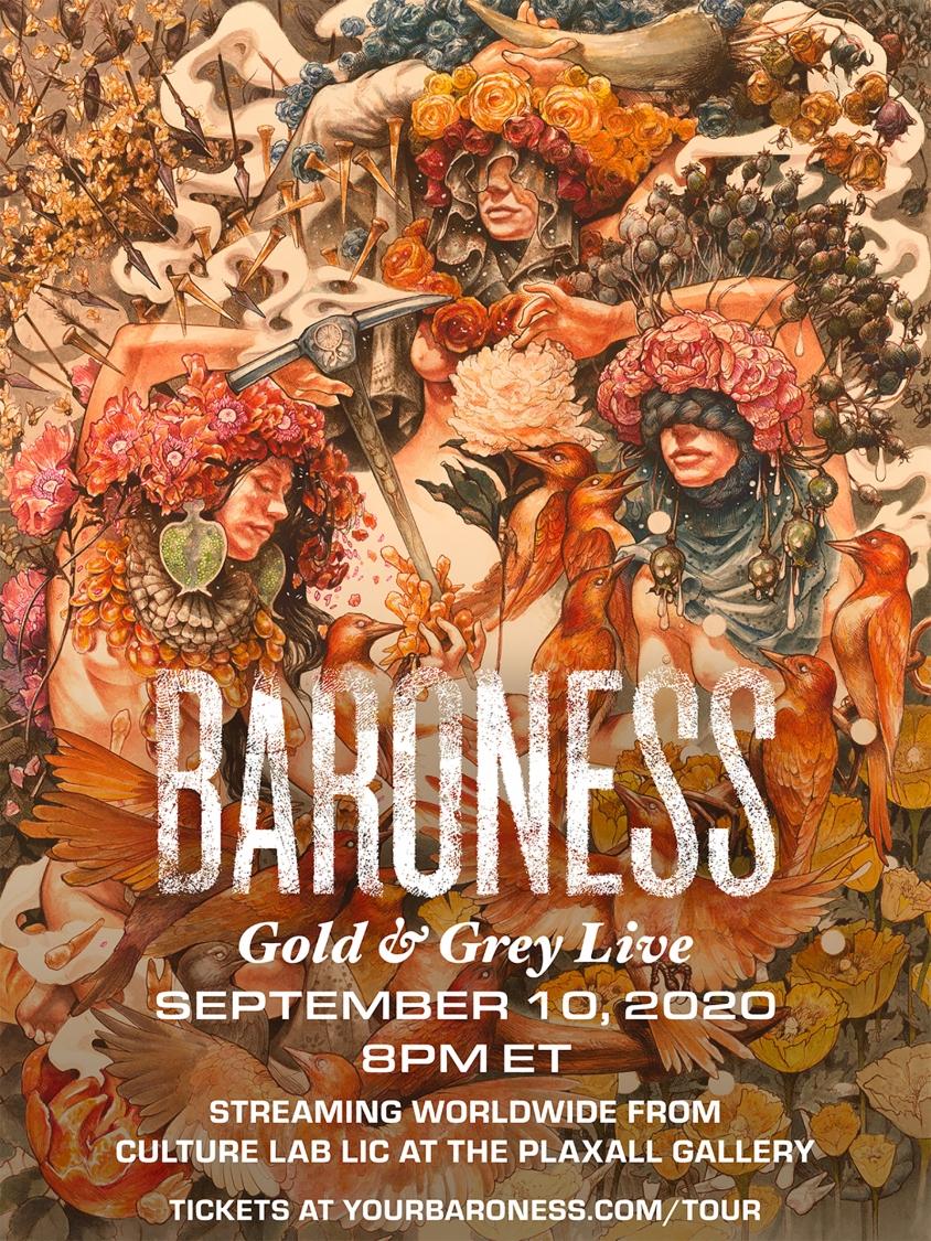 baroness livestream admat 2020