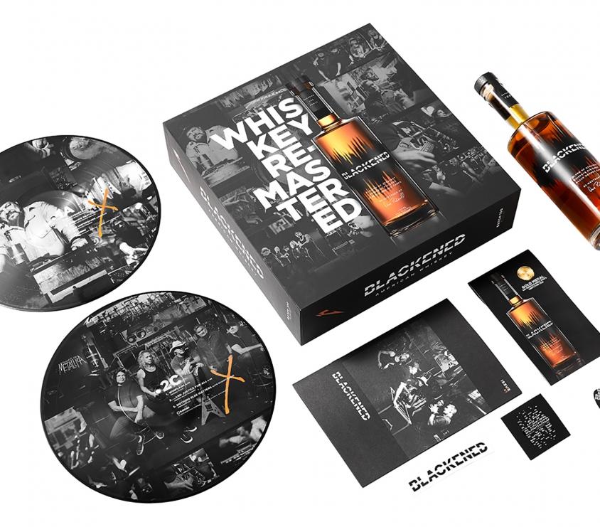 blackened whiskey boxset batch 100