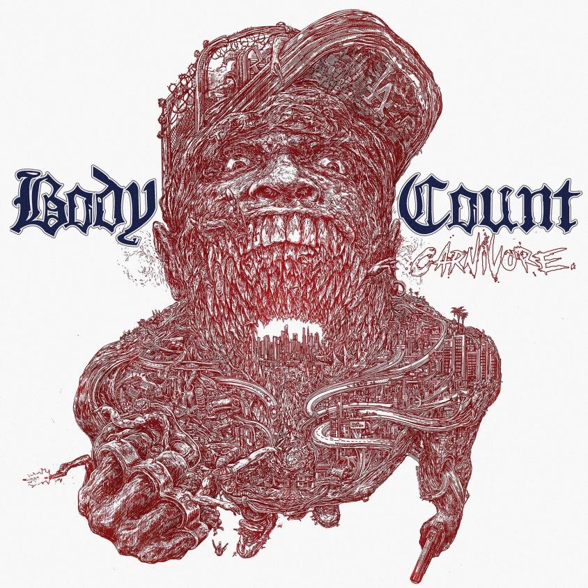 body count carnivore album cover