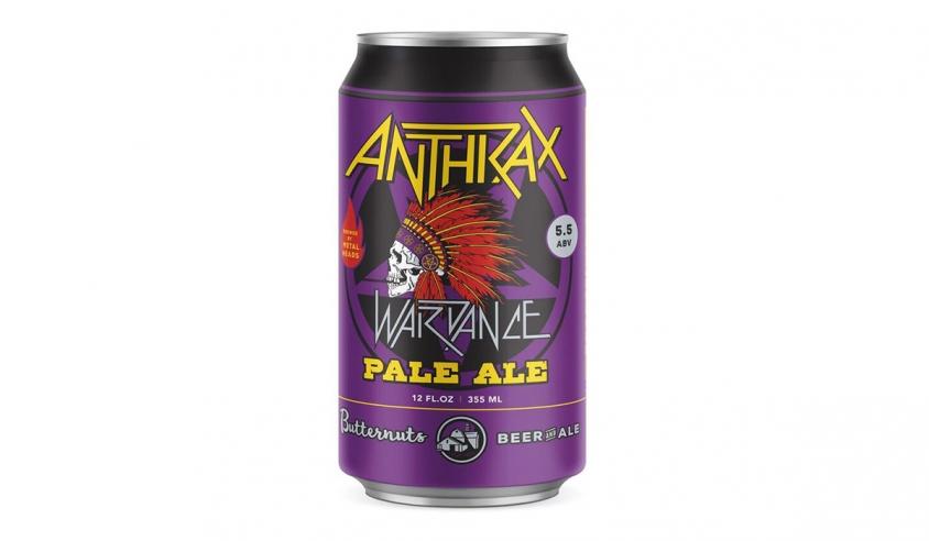 anthrax beer