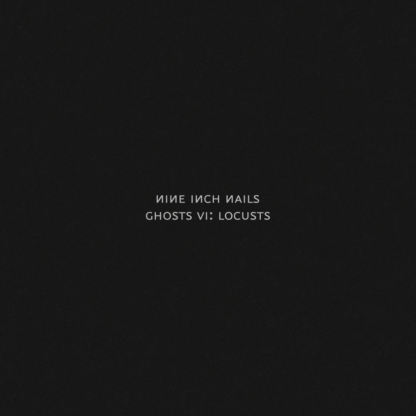 nine inch nails ghosts 2 2020 cover