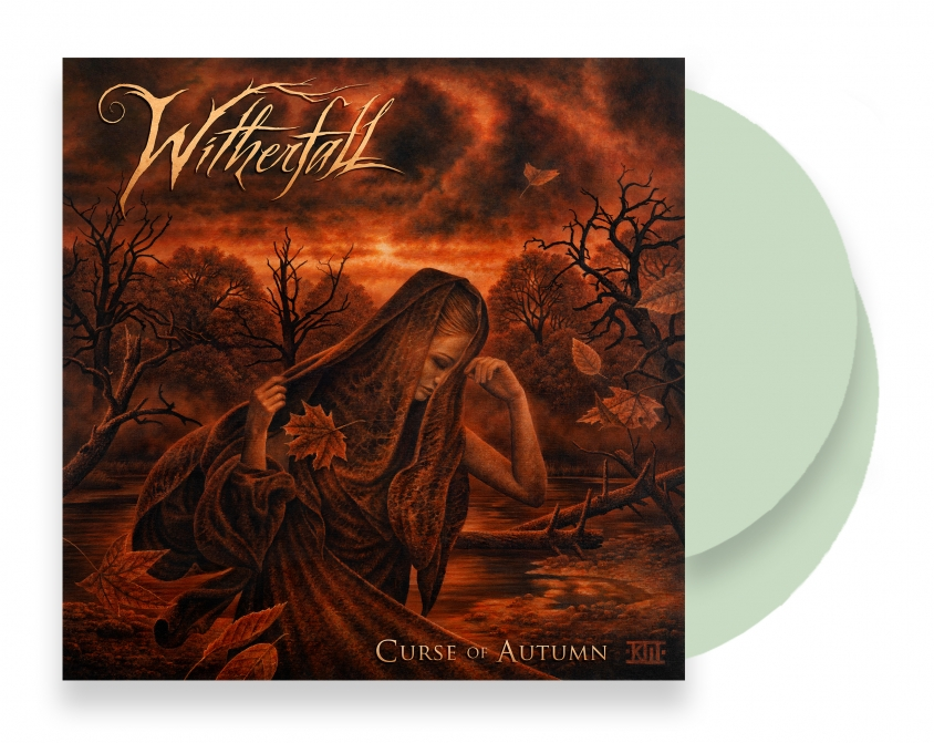 witherfall curse of autumn vinyl product