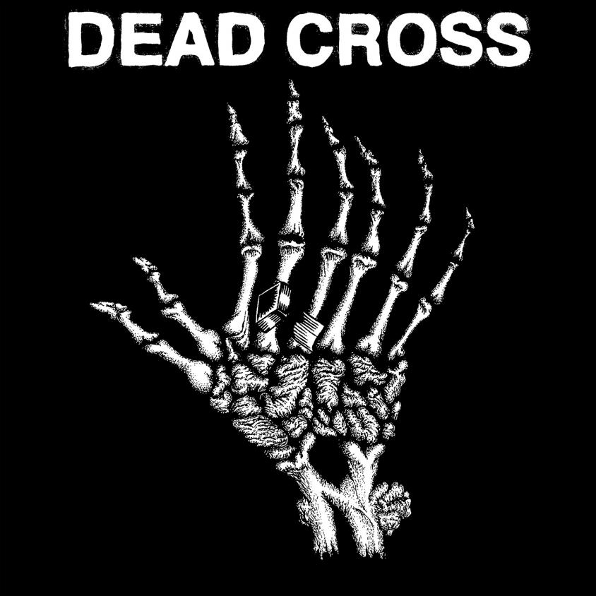 dead cross ep cover art