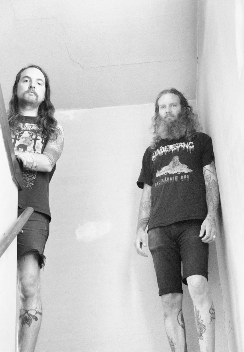 sumac aaron turner Nick Yacyshyn studio 2020 Paulo Gonzales, Paulo Gonzales