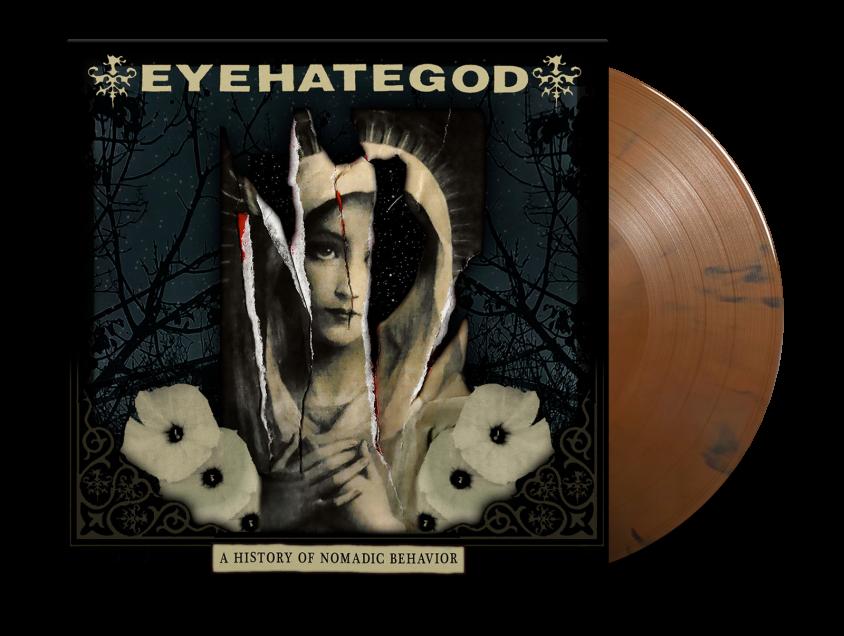 eyehategod brown product vinyl