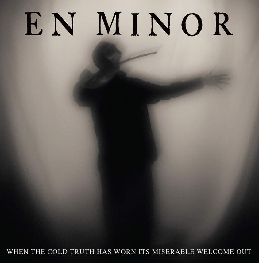 en minor album cover 2020