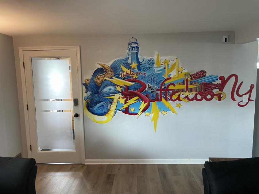 ETID Airbnb mural