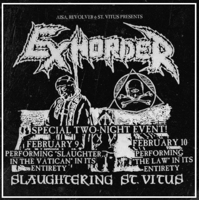 exhorder flier