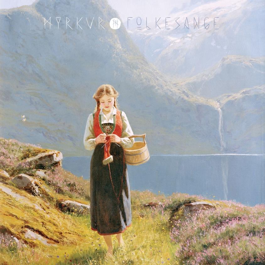 MYRKUR folkesange album cover