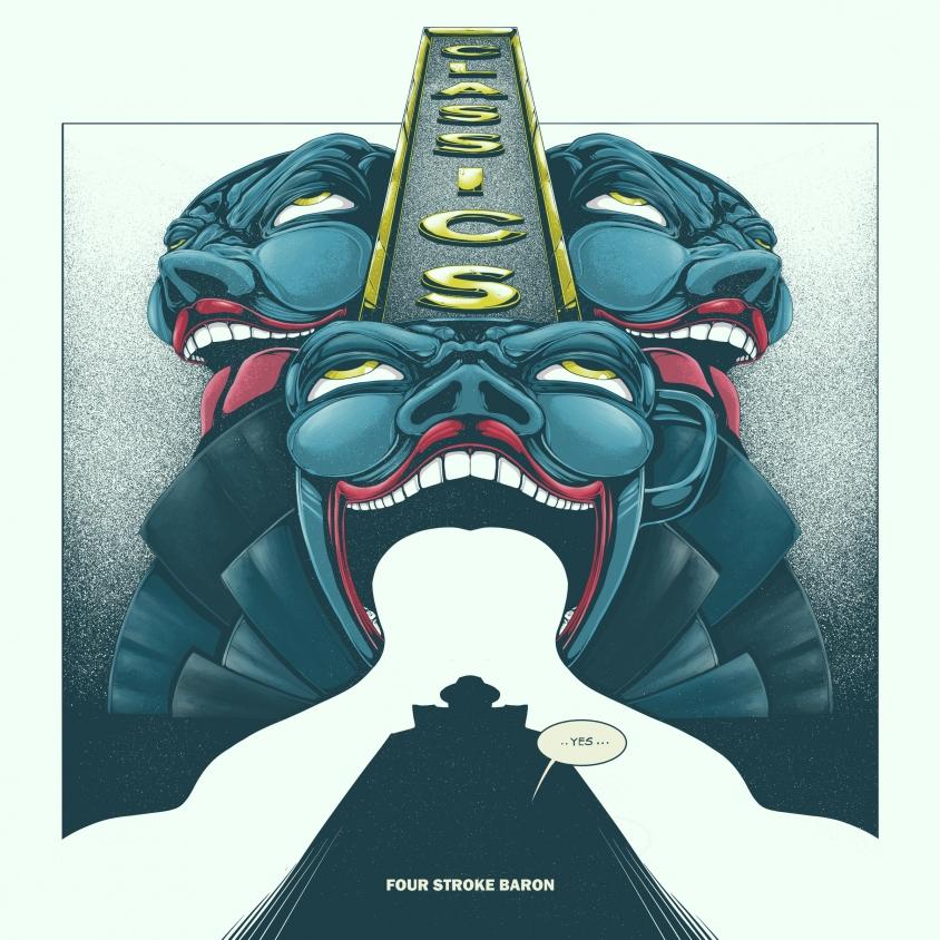Four Stroke Baron Classics artwork