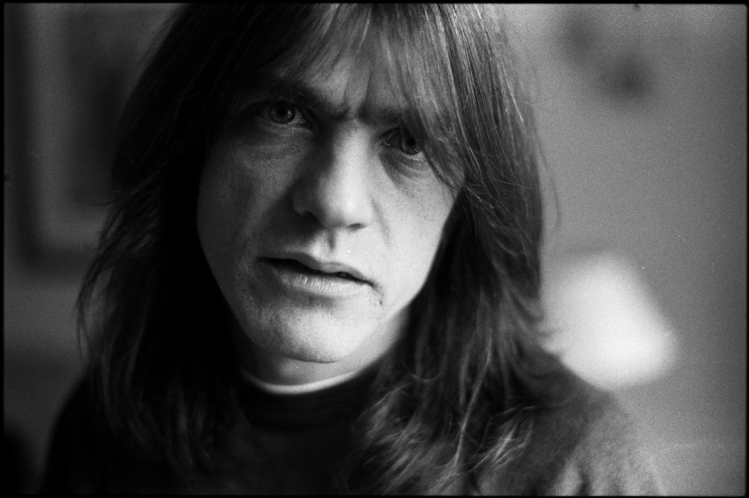 Malcolm Young 2005 Getty, Martyn Goodacre/Getty Images