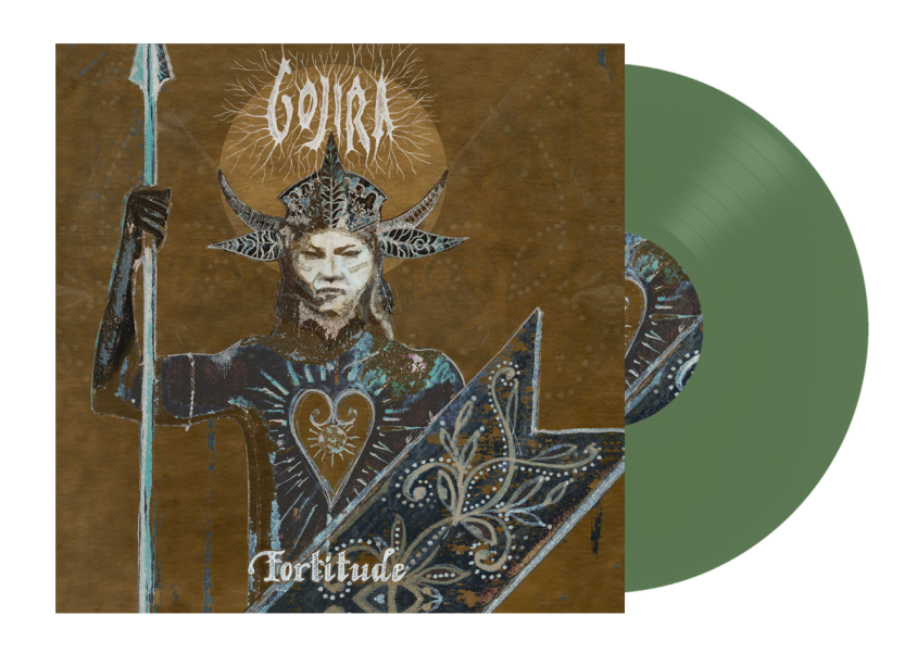 gojira vinyl product shot