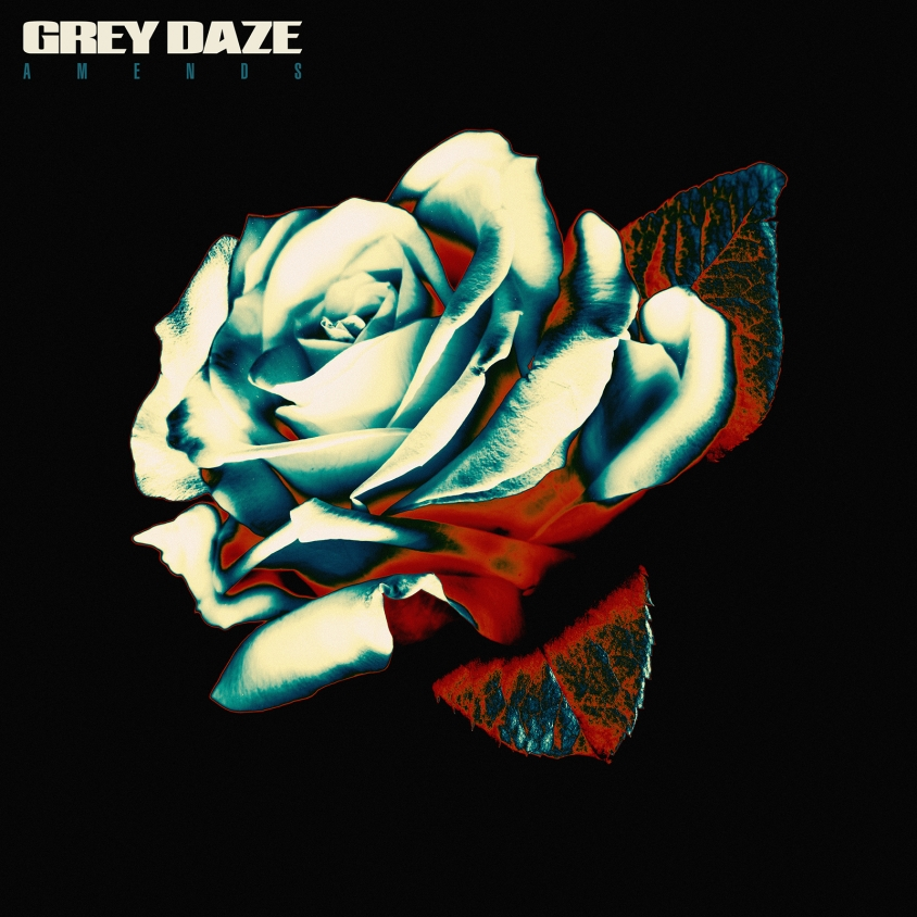 grey daze album cover