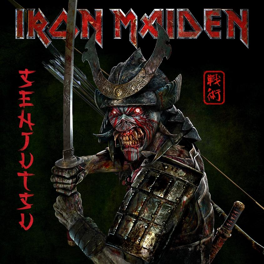 Iron Maiden Sunjutsu artwork