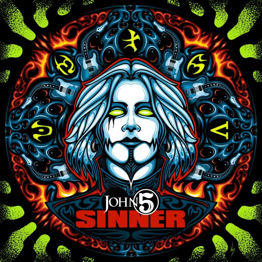 John 5 Sinner artwork