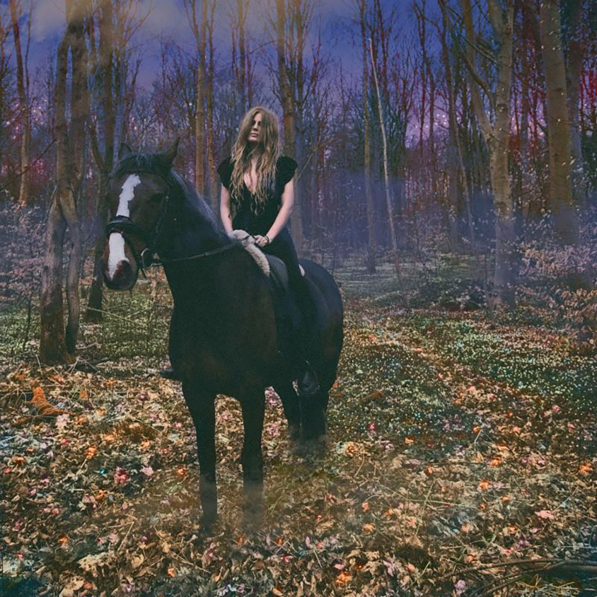 myrkur juniper cover art