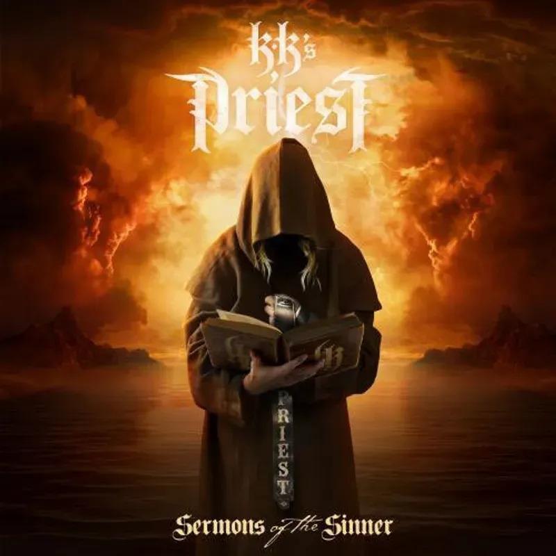 K.K's Priest Sermons of the Sinner artwork