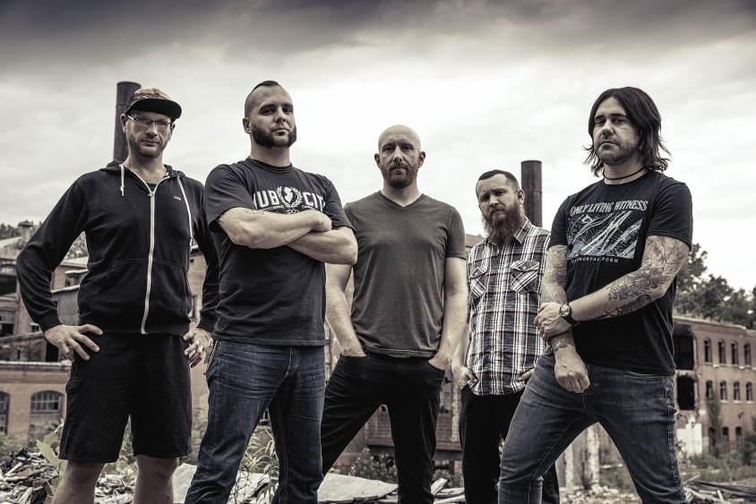 killswitch engage 2017 press