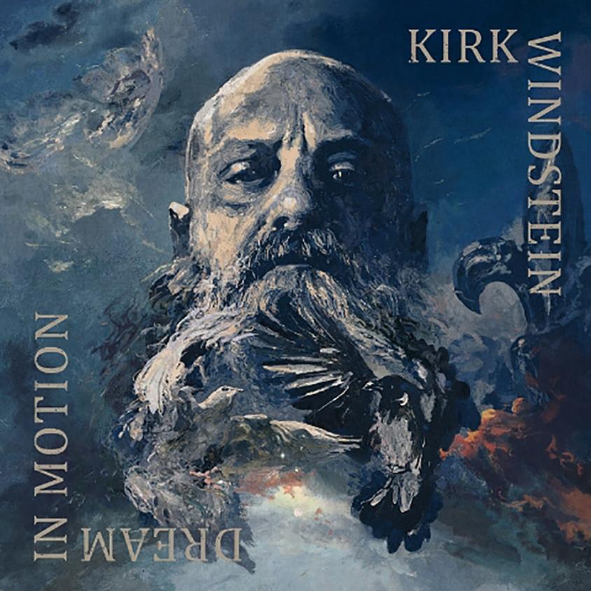 kirk solo album cover