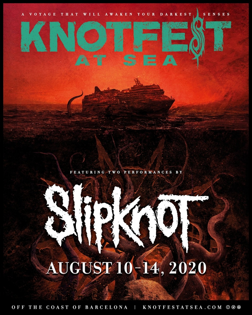 knotfest at sea