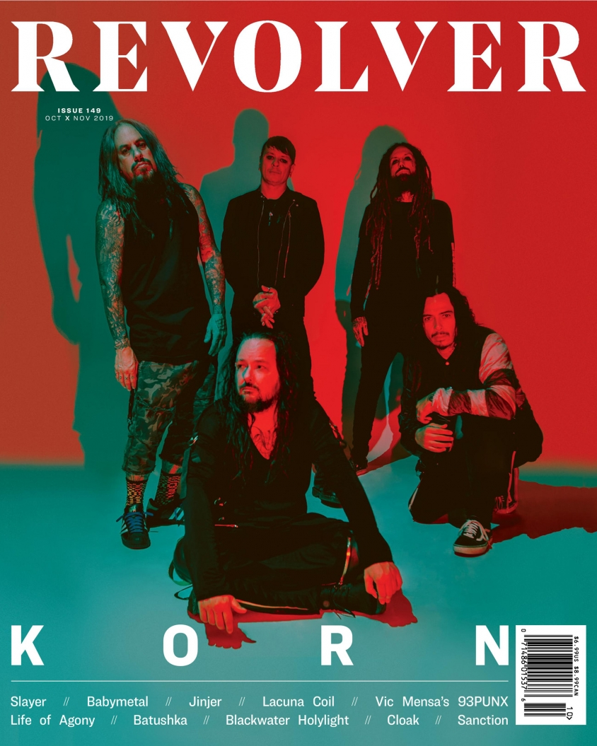 korn_newsstand_cover.jpg, Nick Fancher