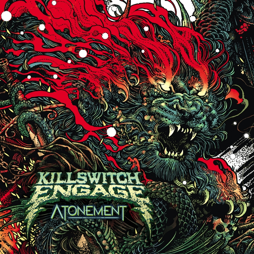 killswitch engage atonement cover art