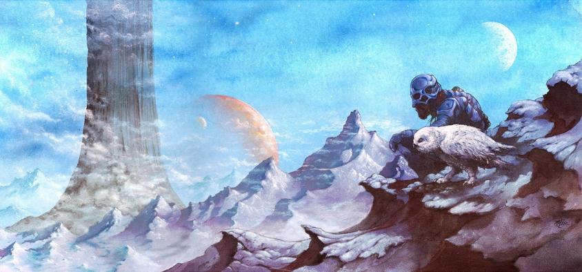 kvelertak cover art , Arik Roper