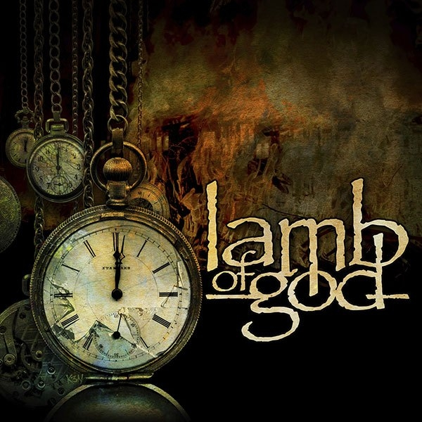 lamb of god new album cover art
