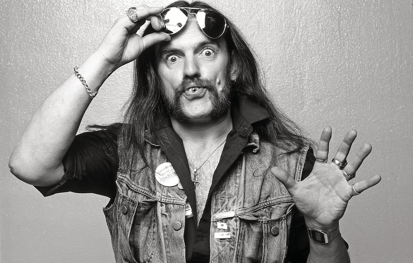 lemmy-kilmister-great-frog-neil-Zlozower-atlas-icons, Neil Zlozower / AtlasIcons.com