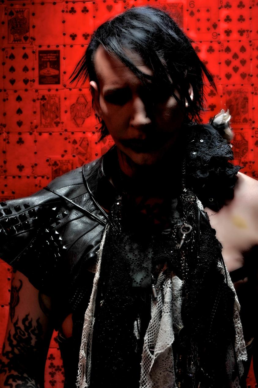 Marilyn Manson Talks Favorite Villains Antichrist